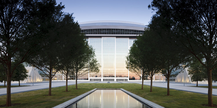 Dallas Cowboys Stadium  / HKS, Courtesy of HKS