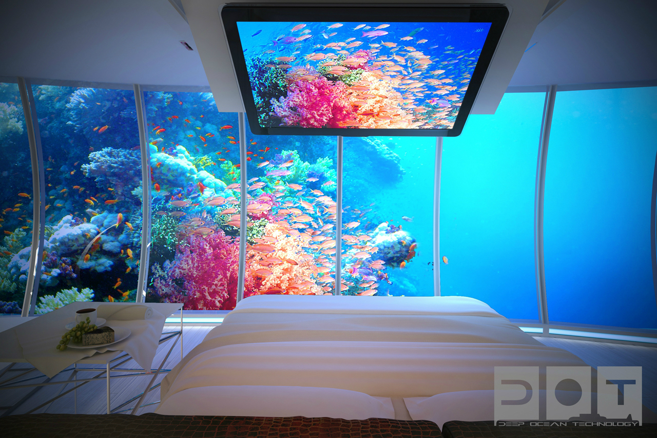 Underwater hotel Beautiful Underwater Hotel Planned For Dubai Kcau Gallery Of Underwater Hotel Planned For Dubai