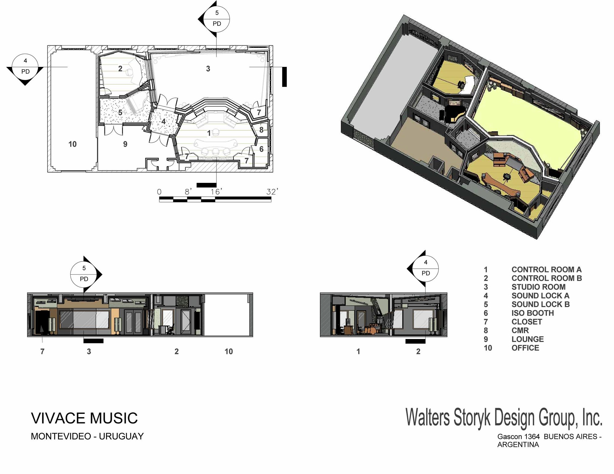 Gallery Of Vivace Music Brings World Class Wsdg Studio To Uruguay 2