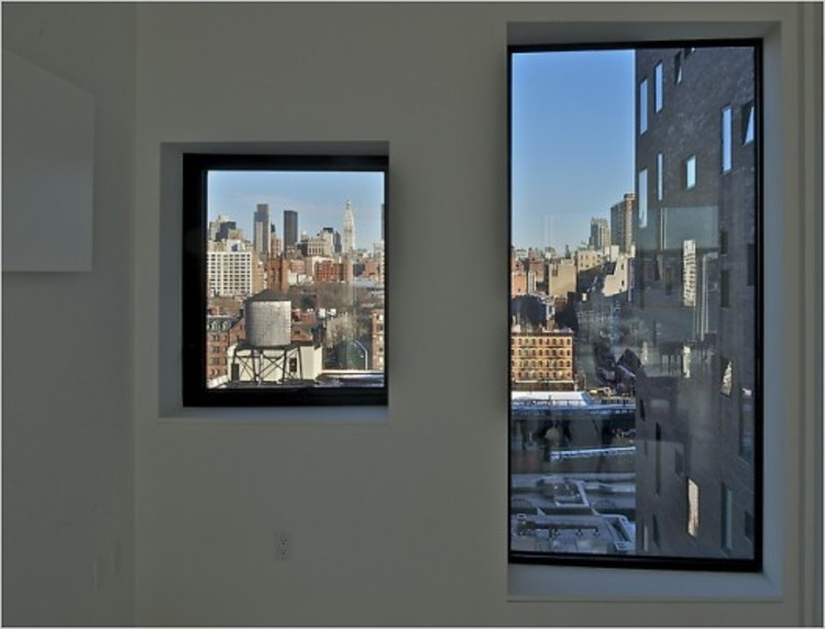 100 Eleventh Avenue Jean Nouvel Archdaily