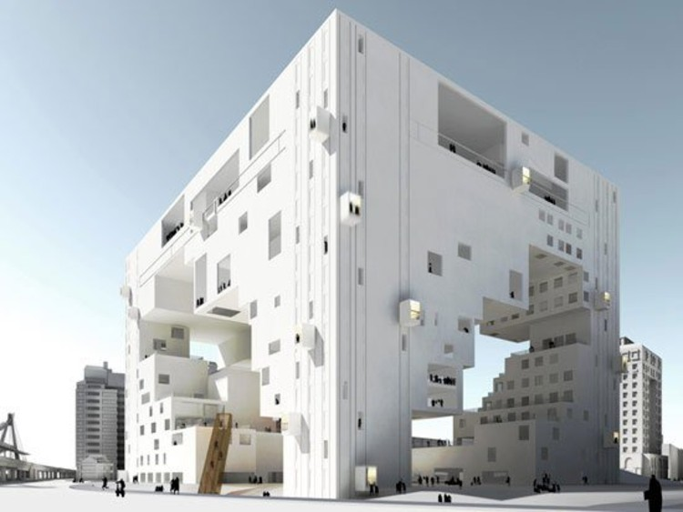 Taipei performing arts center proposal by nl architects for Team x architecture