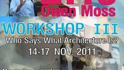 Eric Owen Moss Workshop III