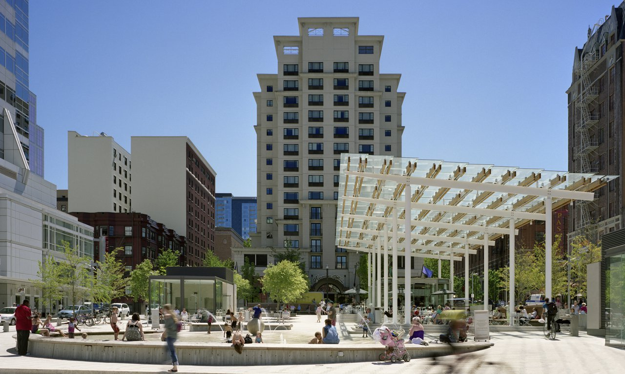 Simon And Helen Director Park Olin Archdaily