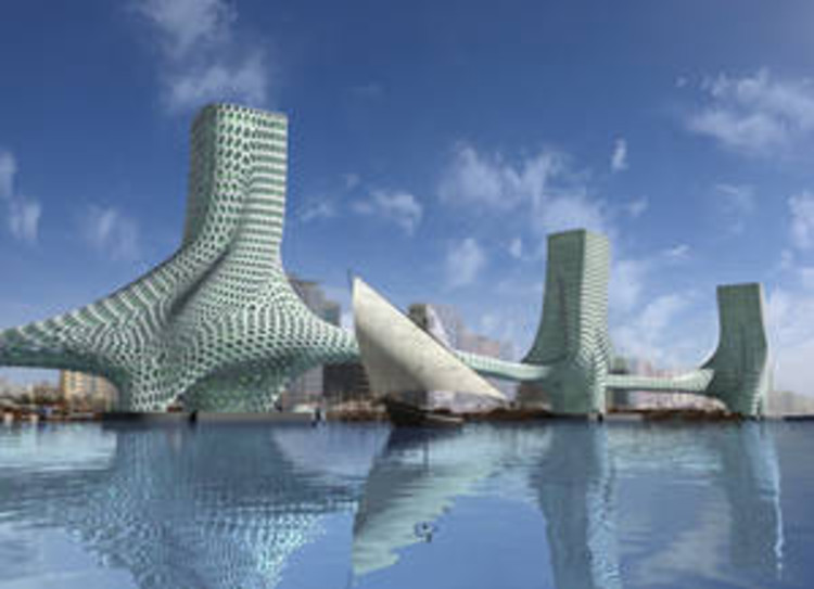 Waas workshop advanced architectural structures archdaily publicscrutiny Images