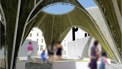MOS Architects wins the P.S.1 competition