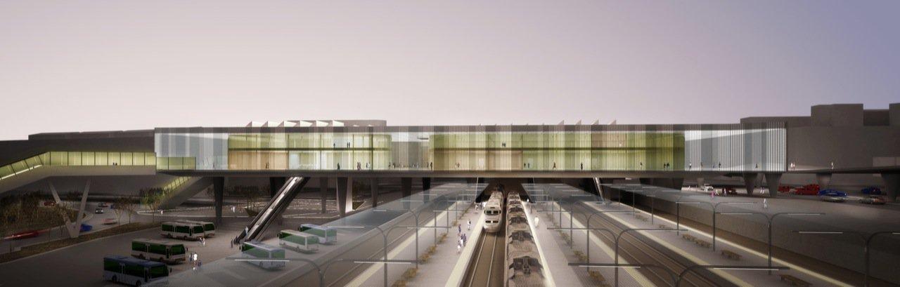 Galer a de nueva intermodal santiago de compostela herreros arquitectos 10 - Arquitectos santiago de compostela ...