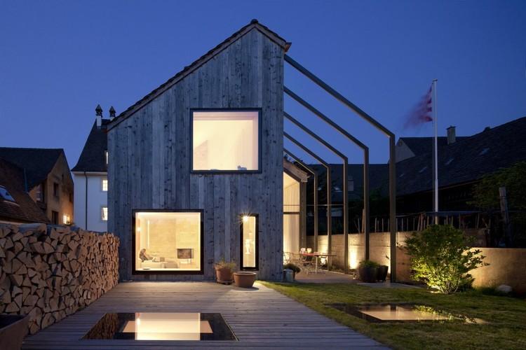 Kirchplatz Office + Residence / Oppenheim Architecture + Design ...