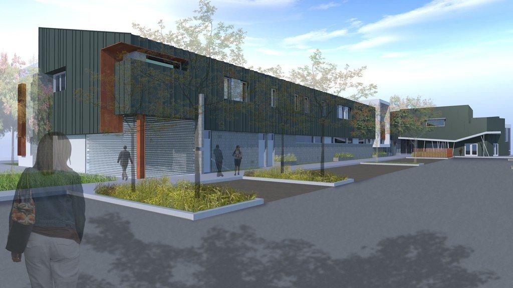 Gallery Of Design For Homeless Shelter In San Luis Obispo