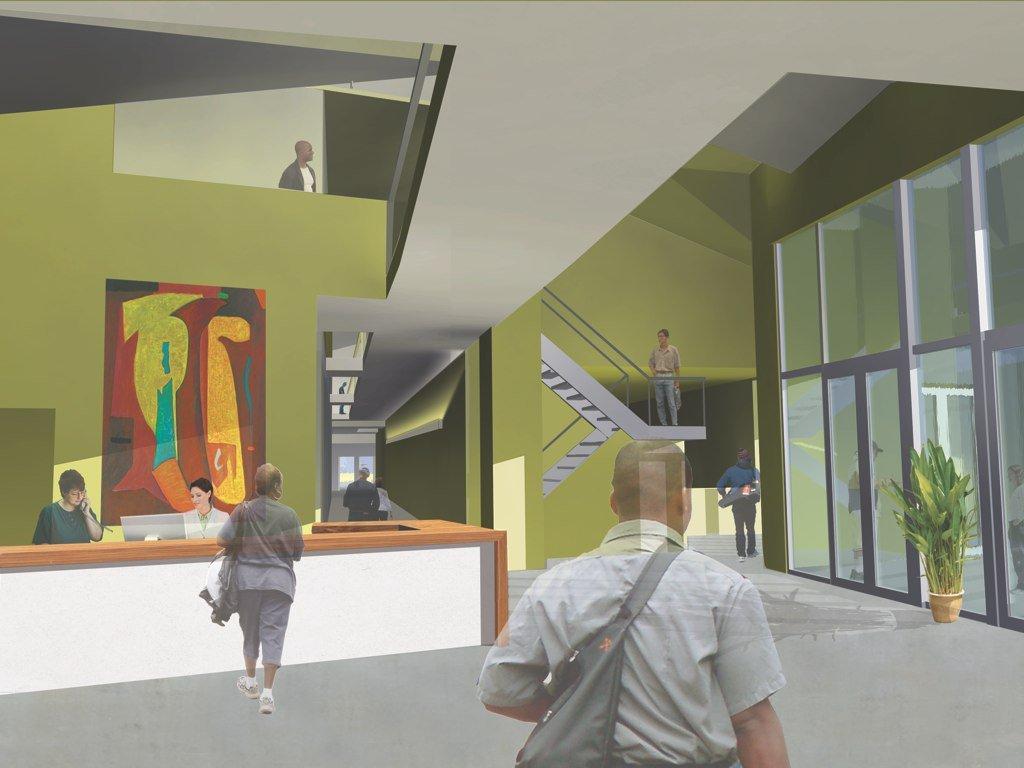 Gallery of Design for Homeless Shelter in San Luis Obispo Awarded 7