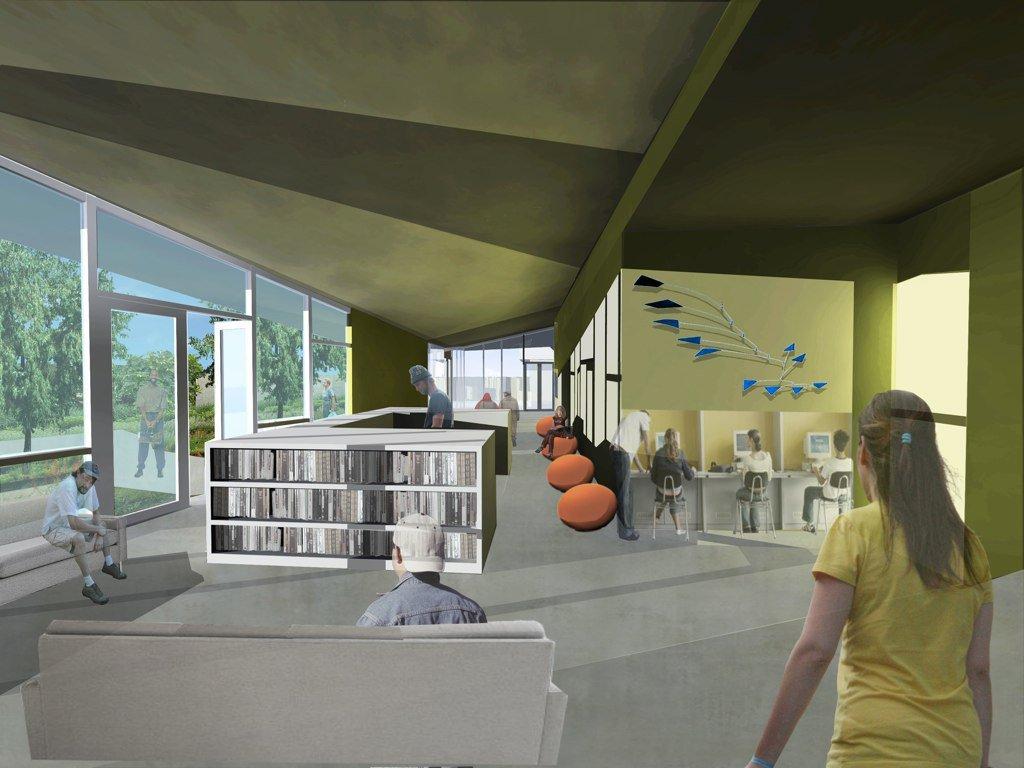 Gallery of Design for Homeless Shelter in San Luis Obispo Awarded 9
