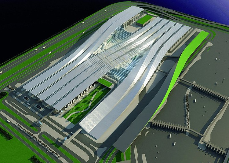 Hong Kong Boundary Crossing Facilities Competition Winners