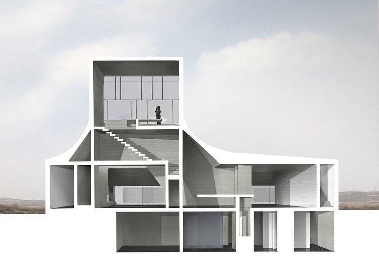 Ordos 100 1 alejandro aravena architects archdaily for Casa moderna sketchup download