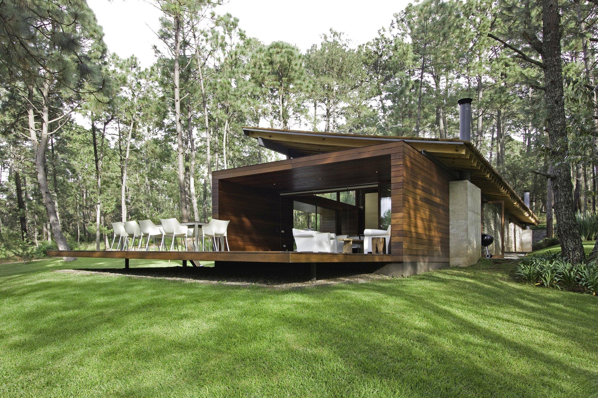 Galer a de casa ro tapalpa el as rizo arquitectos 22 - Arquitectos madrid 2 0 ...