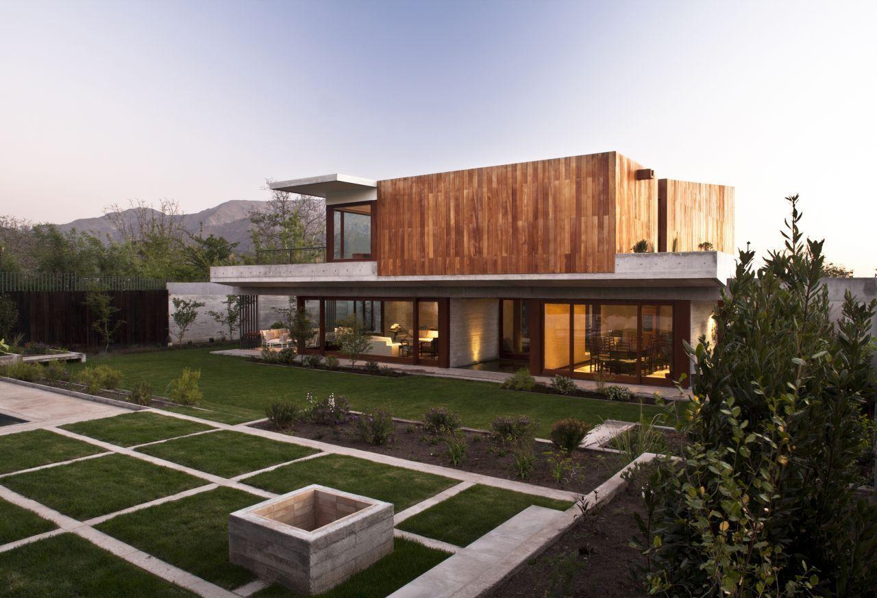 Casa la dehesa elton l niz plataforma arquitectura for Casa moderna bogota