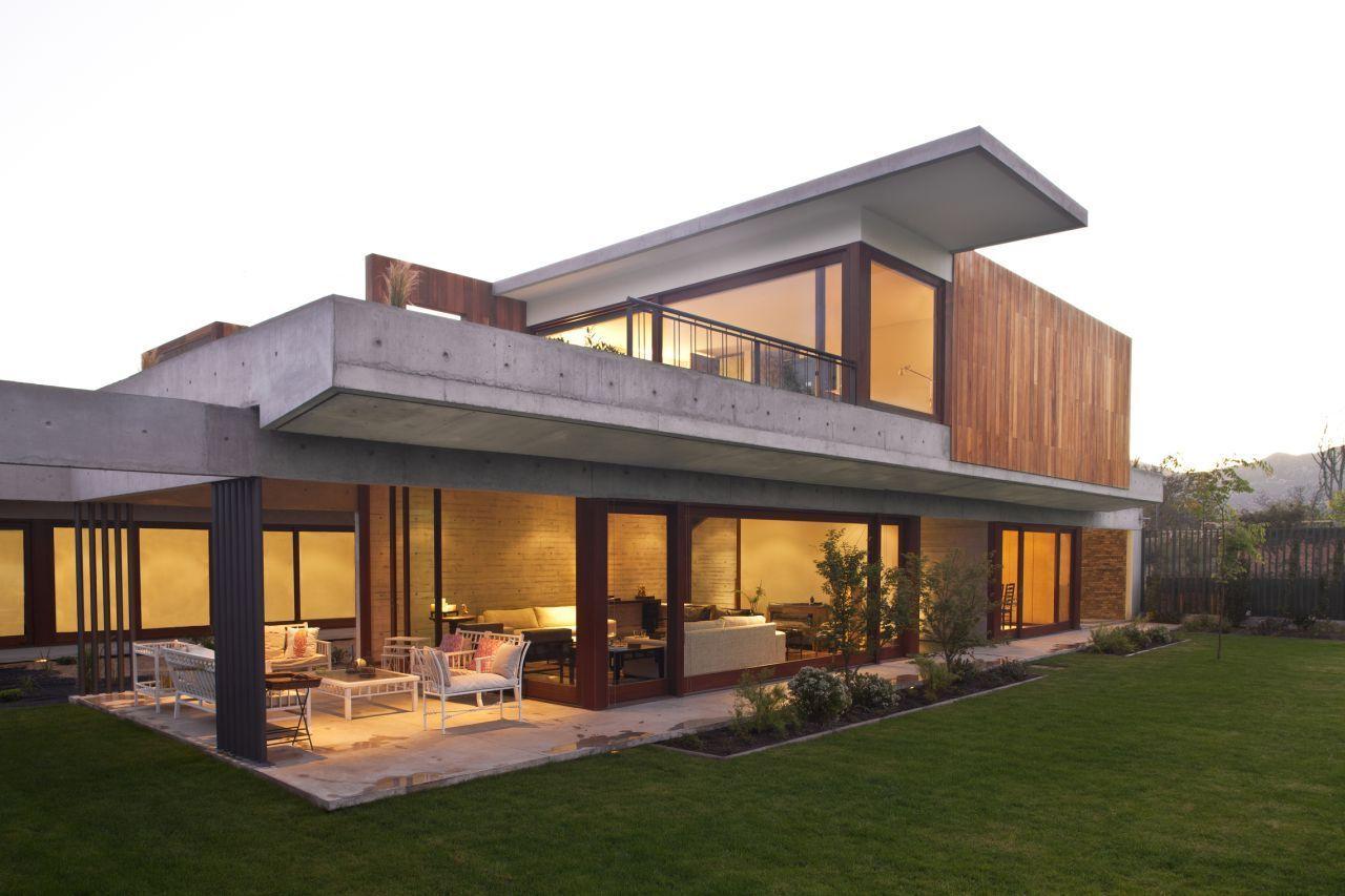 Galer a de casa la dehesa elton l niz 6 for Casa di design artigiano