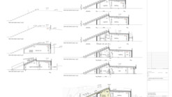 Escenario exterior y Centro de Visitantes Gurisentret / Askim/Lantto Architects + AS/Jens Petter Askim AS