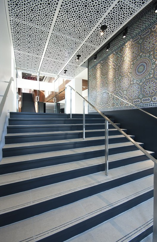 Maison du maroc acdf architecture plataforma arquitectura for Acdf architecture