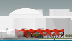 Te Wharewaka / architecture +