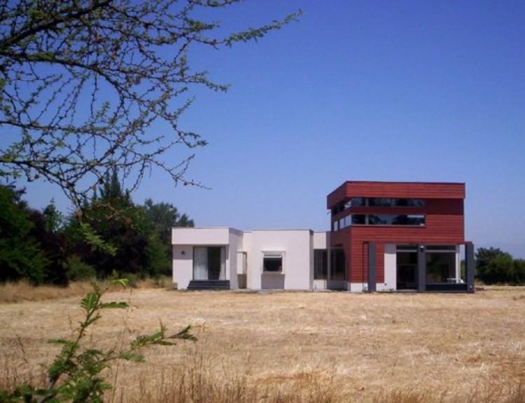 Estructura metalica tag archdaily colombia - Precio estructura casa ...