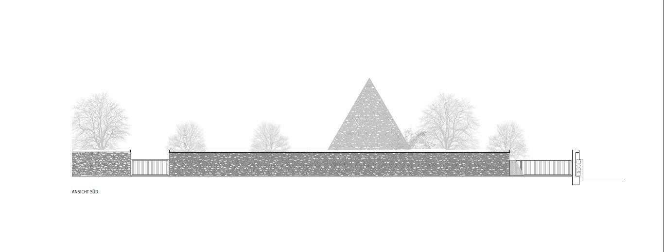 Bayer Strobel galería de capilla funeraria ingelheim bayer strobel architekten 9