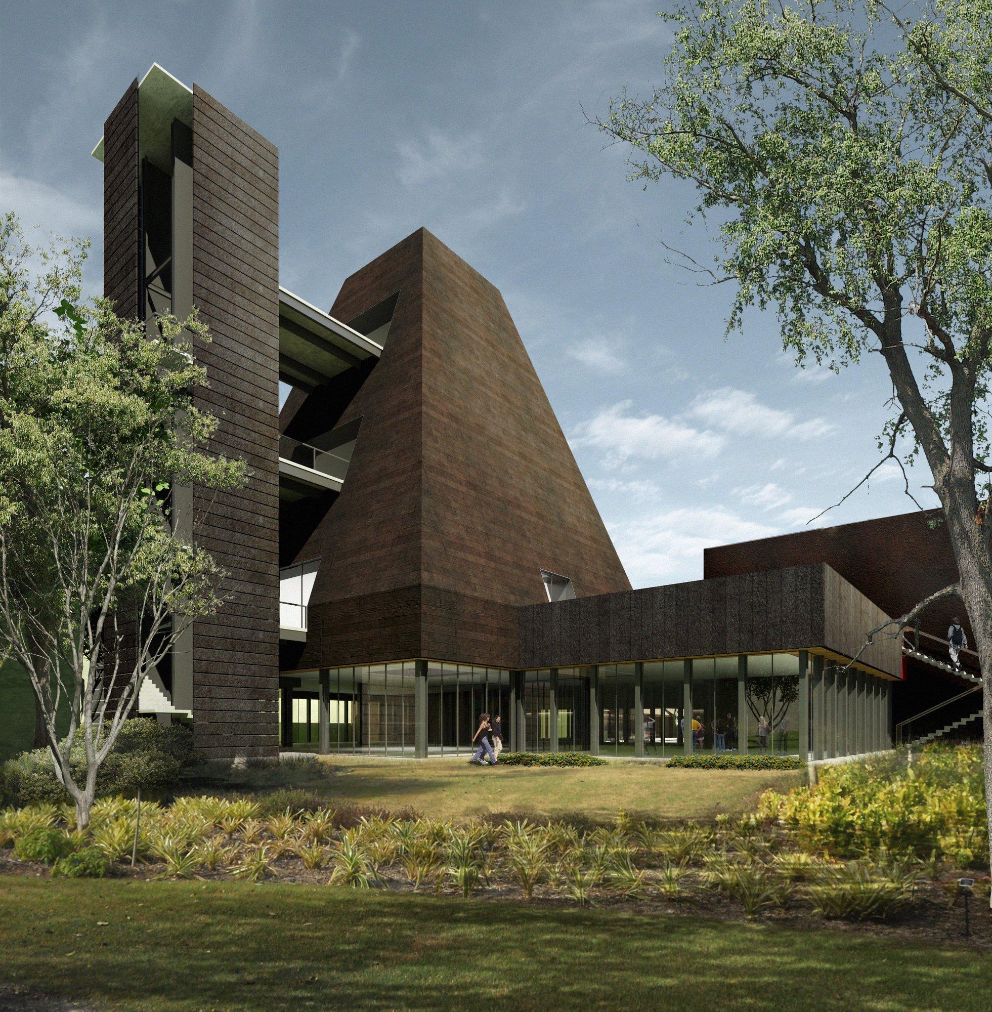 En construcci n museo del cine taller mauricio rocha for Arquitectura de proyectos