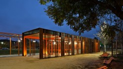 Reorganización del Parque Victoria Kent / Antonio Blanco Montero