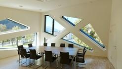 Centro Comunitario en Abfaltersbach / Machné Architekten