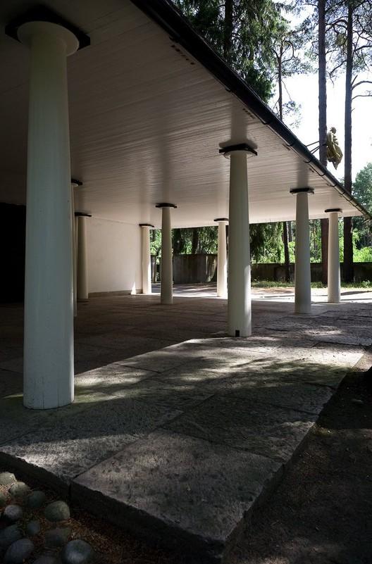 Resultado de imagen de capilla del bosque