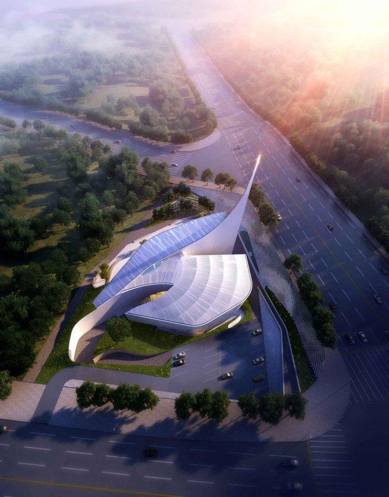 Galería De Iglesia Paloma De La Paz Weava Architects 12