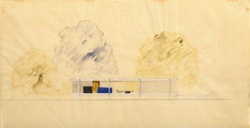 Galer 237 A De Cl 225 Sicos De Arquitectura Casa Farnsworth