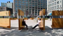 En Detalle: Mobiliario Urbano del Proyecto LentSpace / Interboro
