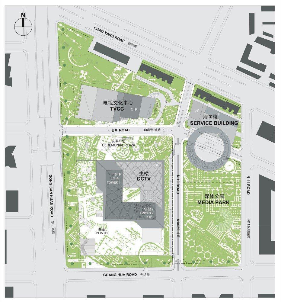 Building Control Site Plans
