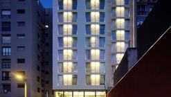 Hotel Ayre Rosellón / Wortmann Architects