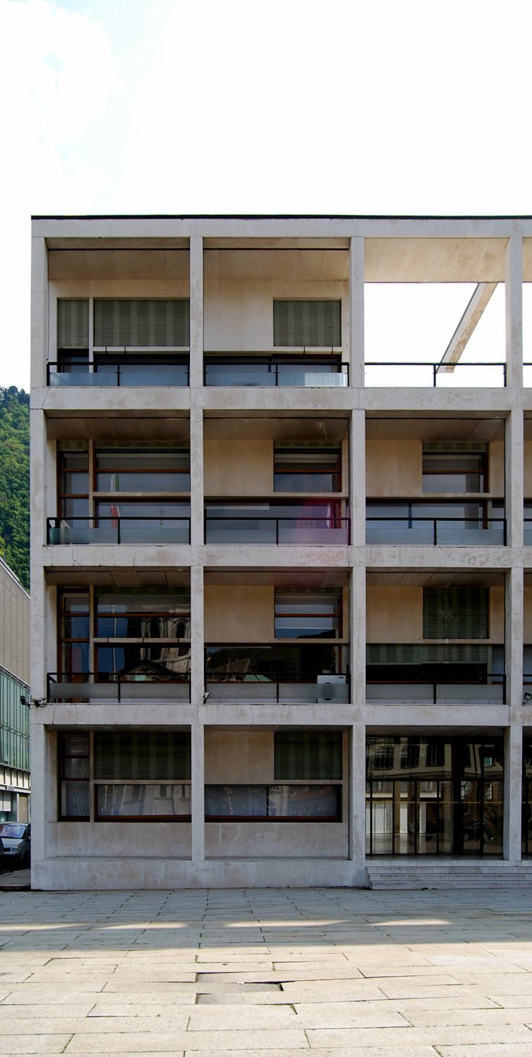 Gallery of ad classics casa del fascio giuseppe for E case del sater