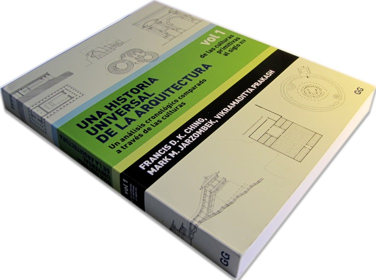 Una historia universal de la arquitectura volumen 1 gg for Inicios de la arquitectura