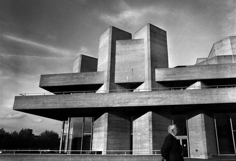 arquitectura brutalista en fotos plataforma arquitectura