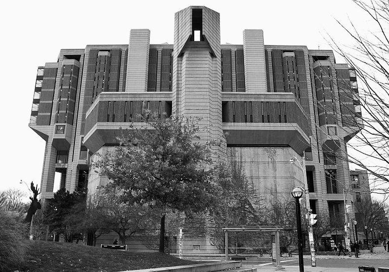 Galer a de arquitectura brutalista en fotos 5 Arquitectura brutalista