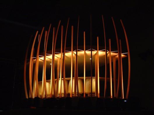 Proyecto Iluminación: – Bodega Clos Apalta, Viña Casa Lapostolle / LLD - Limarí Lighting Design