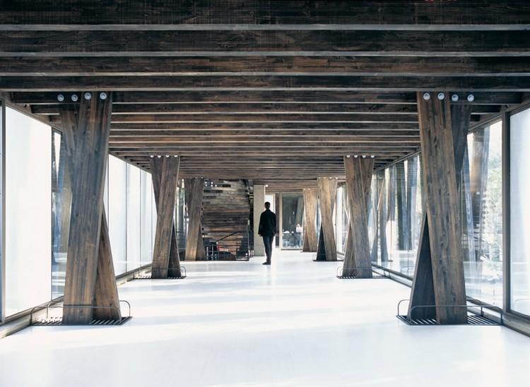 En Detalle: Cortes Constructivos / Estructuras de Madera, © Cristobal Palma / Estudio Palma