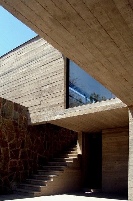 En Detalle: Cortes Constructivos / Hormigón , Casa en Zapallar / García, Portugueis, Labbé © Carolina Portugueis, Martín Labbé