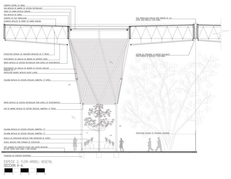 Cubiertas detalles y cortes constructivos plataforma for Estructuras arquitectura pdf