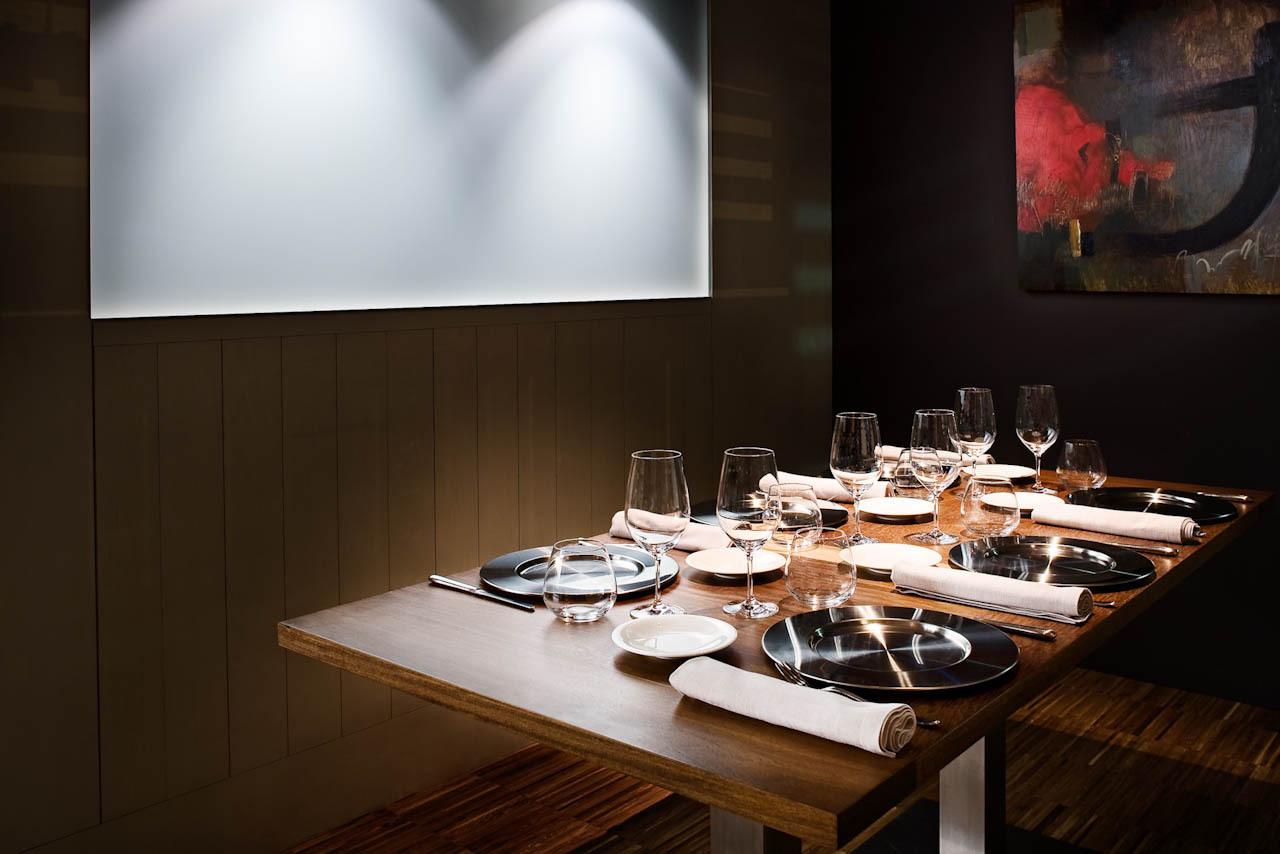 Galer a de restaurante en santiago de compostela - Arrokabe arquitectos santiago de compostela ...