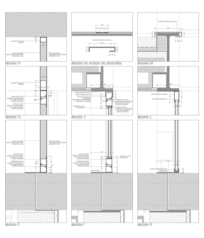 Galer a de en detalle cortes constructivos hormig n 9 for Losa para terraza exterior