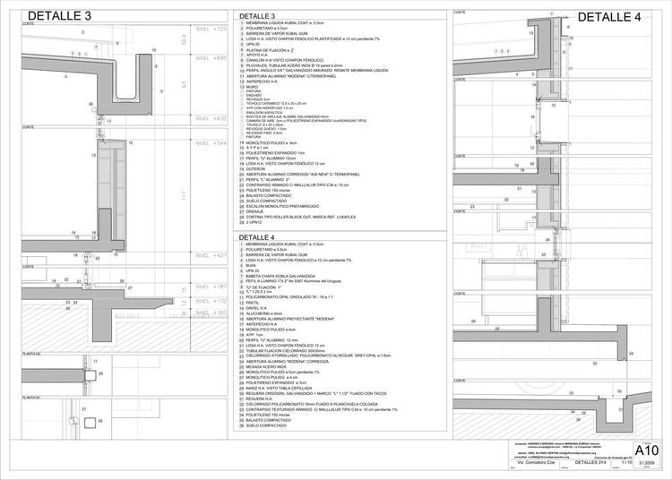 En detalle cortes constructivos hormig n plataforma for Corte de pavimentos de hormigon