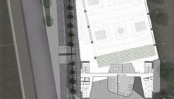 Propuesta Ganadora Concurso Coliseo Metropolitano de Giradota