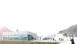 Propuesta Centro Cultural en Orio / Arredondo, Lizarralde y Artzaetxebarría
