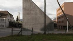 Auditorio Plantahof / Valerio Olgiati Architect