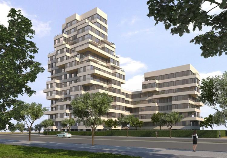 Edificio Greenspire, Madrid / builla miguel garzón arquitectos, © Luis Cabrejas