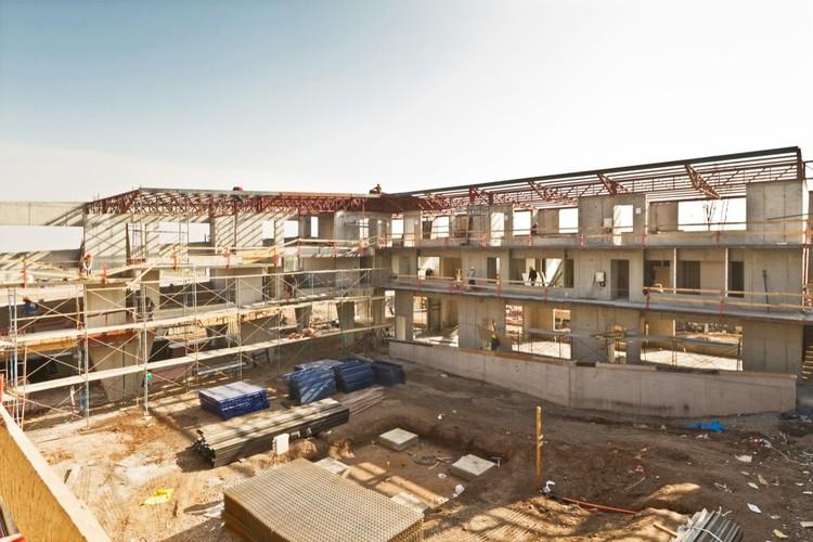 En construcci n colegio alicante del valle marsino - Arquitectos en alicante ...