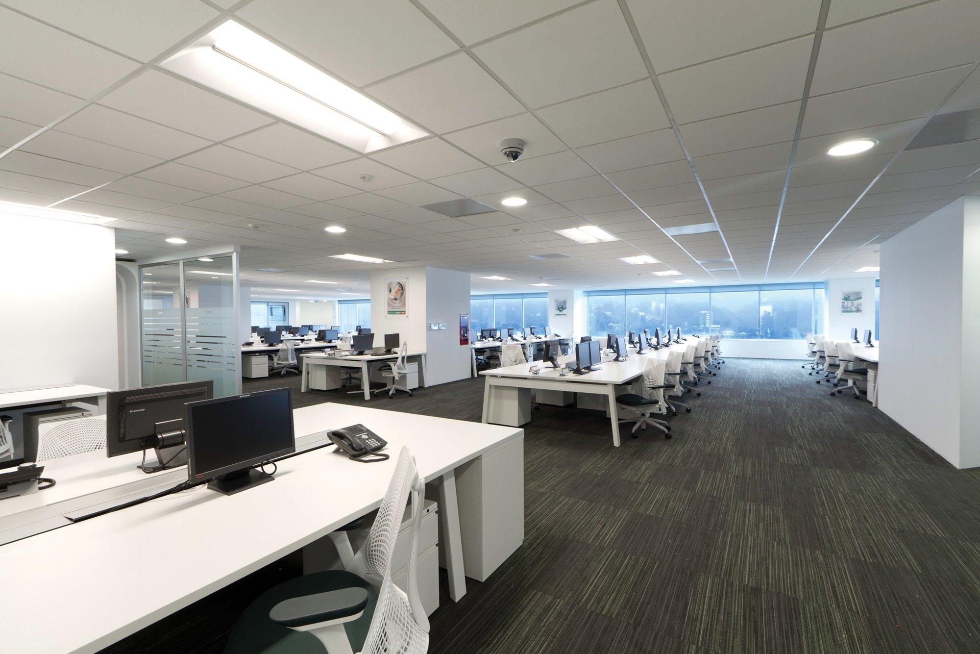 oficinas puma energy studio domus plataforma arquitectura